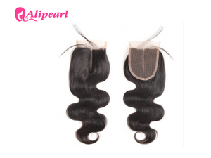 Alipearl Hair 5 x 5 Brazilian Closure