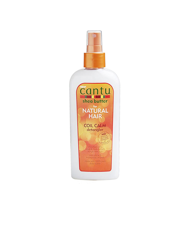 Cantu Shea Butter for Natural Hair Coil Calm Detangler