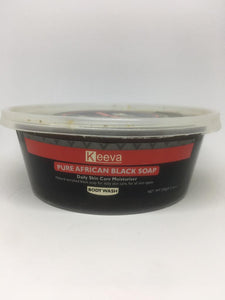 Keeva Pure African Black Soap