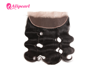 Alipearl Hair 13 x 4 Brazilian Frontal
