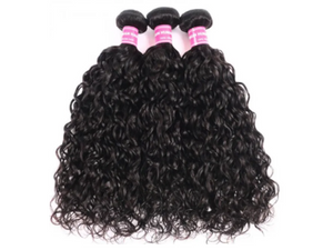 UNice Hair Water Wave Brazilian x 3 bundles