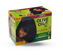 Load image into Gallery viewer, ORS Olive Oil No-Lye Relaxer (Normal & Extra Strength)