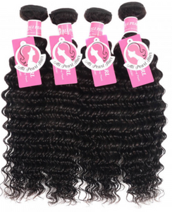 Alipearl Hair Deep Wave Peruvian x 4 Bundles
