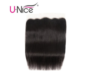 UNice Hair 13 x 6 Malysian Frontal Closure