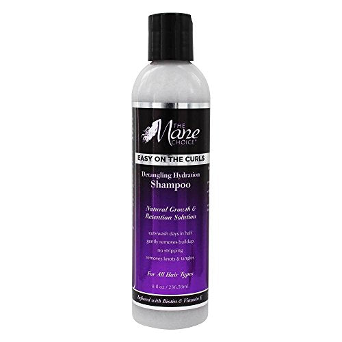 The Mane Choice Easy On The Curls Shampoo