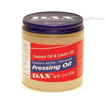 DAX Premium Styling/Hot-comb Pressing Oil