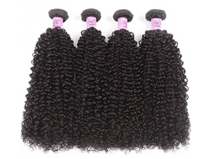 UNice Hair Curly Brazilian x 4 Bundles