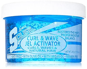 Luster's S Curl Curl & Wave Jel Activator