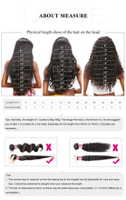 Load image into Gallery viewer, UNice Hair 4 x 4 Brazilian Closure
