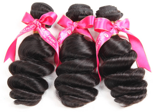 Alipearl Hair Loose Wave Brazilian x 3 Bundles