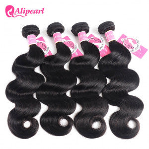 Alipearl Hair Body Wave Peruvian x 4 Bundles