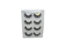 Load image into Gallery viewer, Apex 3D Lashes x 5 Pairs 3D-L10