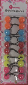 Hair Bobbles (Various Colours)
