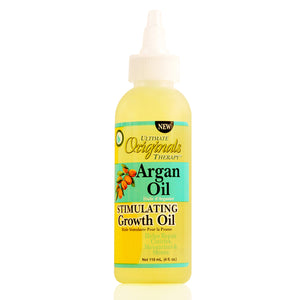 Ultimate Originals Therapy Stimulating Growth Oil, Argan Oil