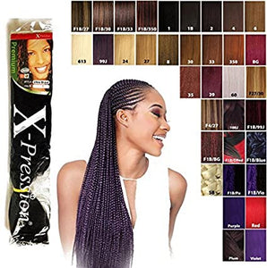 X-Pressions Ultra Braid