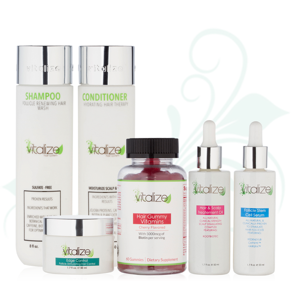 Vitalize Complete Set Treatment Package