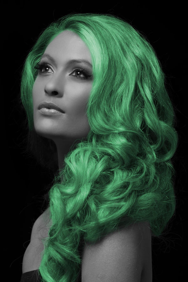 Temporary Hair Colour Spray, Green