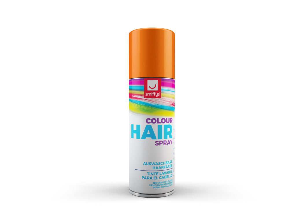 Temporary Hair Colour Spray, Orange