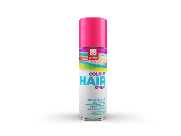 Temporary Hair Colour Spray, Pink