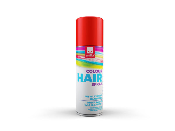 Temporary Hair Colour Spray, Red