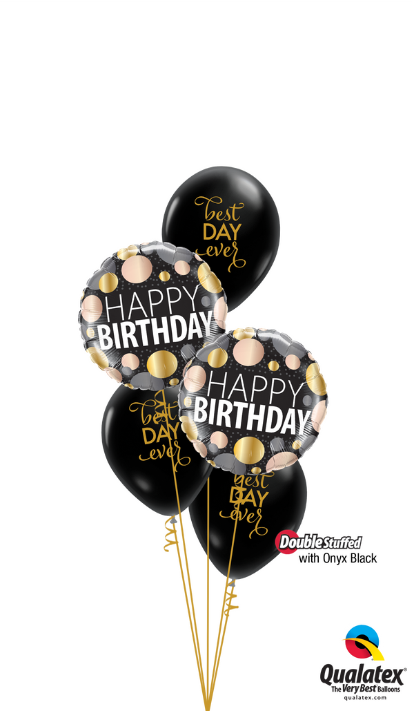 Have A Spectacular Day! Balloons Bouquet