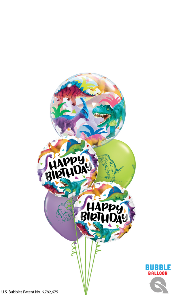 Have a GIGANTIC birthday! Balloon Bouquet