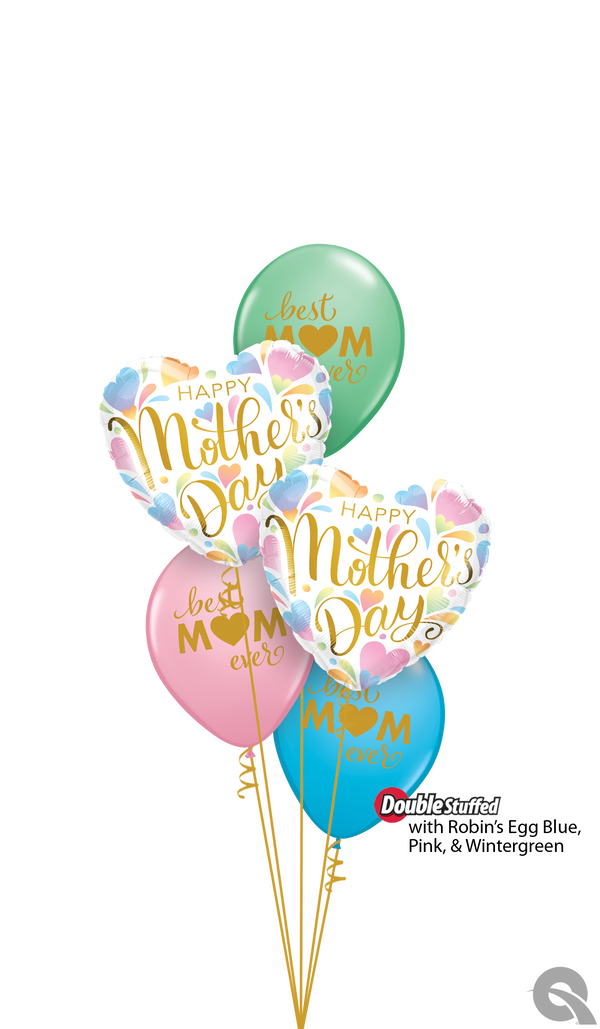 Lovely and Loved Balloon Bouquet