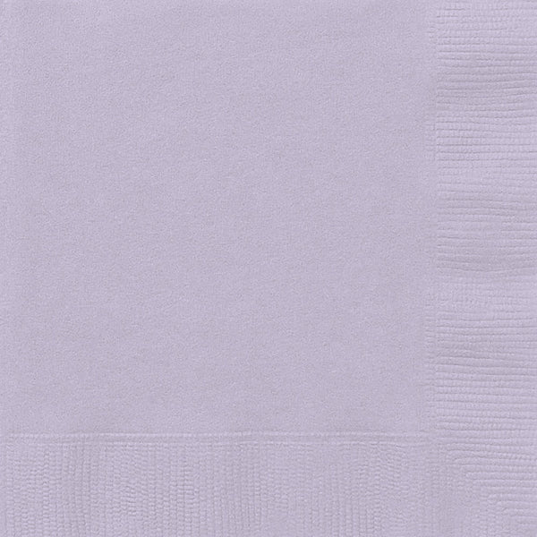 Lavender Luncheon Napkins - Pack of 50