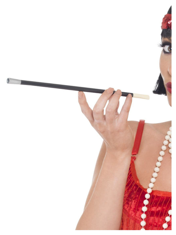 20s Style Cigarette Holder, Black