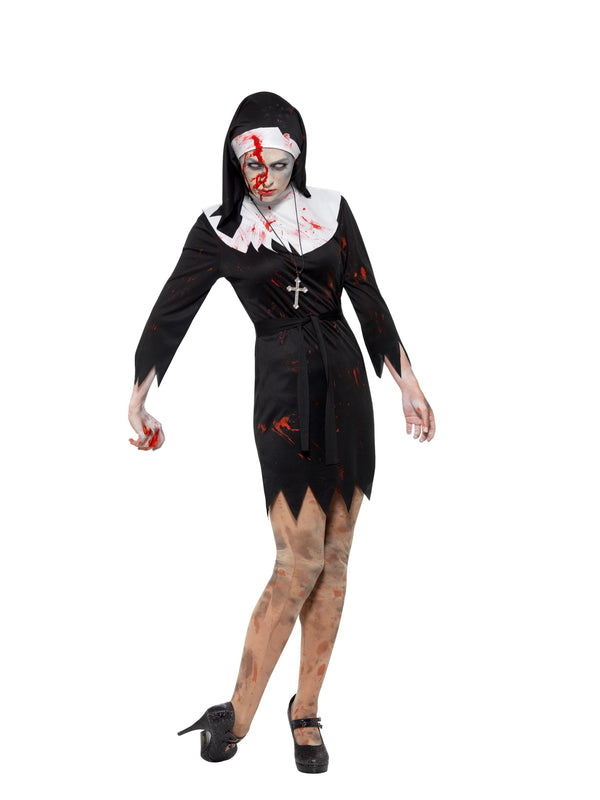 Zombie Sister Adult Women's Costume