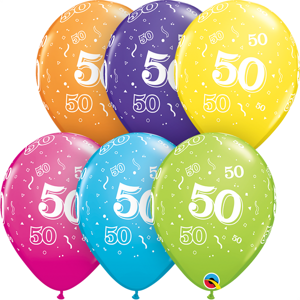 50-A-Round (Pack Of 6)
