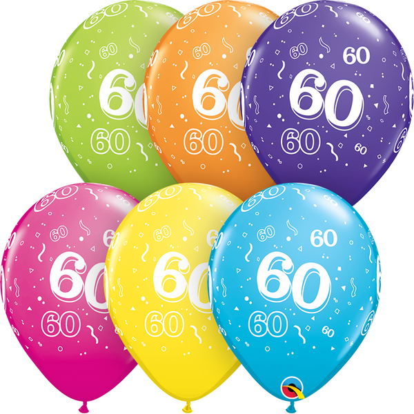 60-A-Round (Pack Of 6)