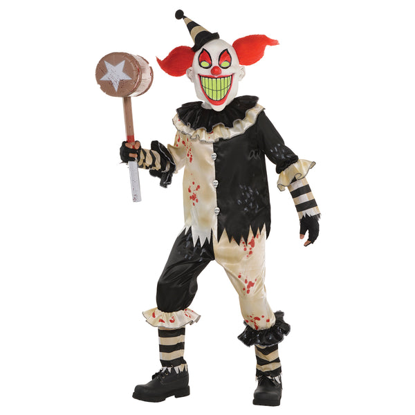 Carnival Nightmare Costume - Age 6-8 Years