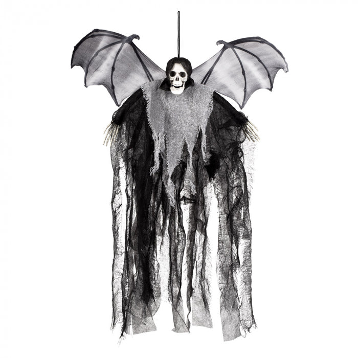 Hanging Decoration Skull Bat Reaper