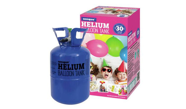 Disposable Helium Balloon Gas Canister For Thirty 9 Inch Balloons