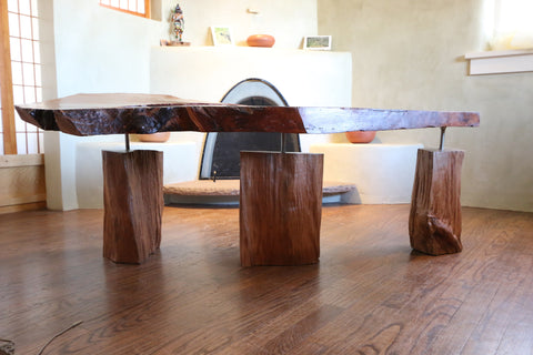 Rosewood Canyon Coffee Table