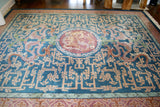 Indonesian Rug Early 1900's