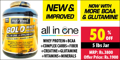 Nutrimed Gold Whey Protein