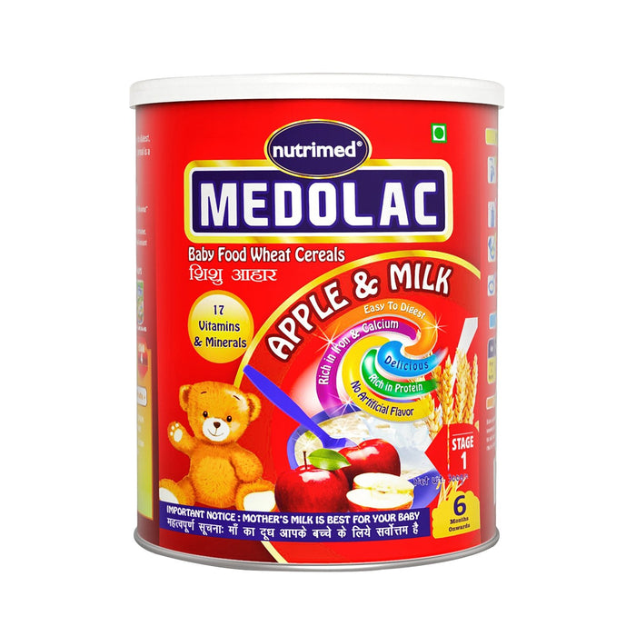 Medolac Apple & Milk - nutrimedmain