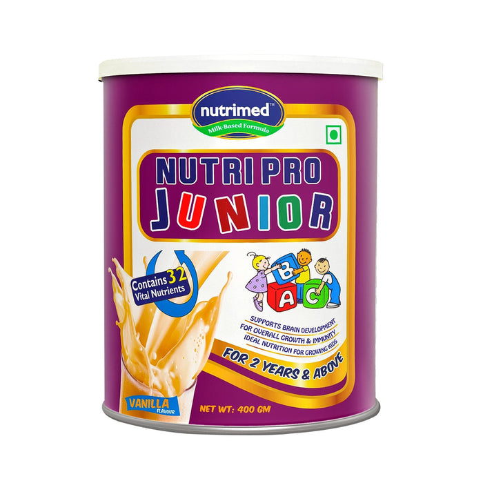 Nutripro Junior-400gm - nutrimedmain