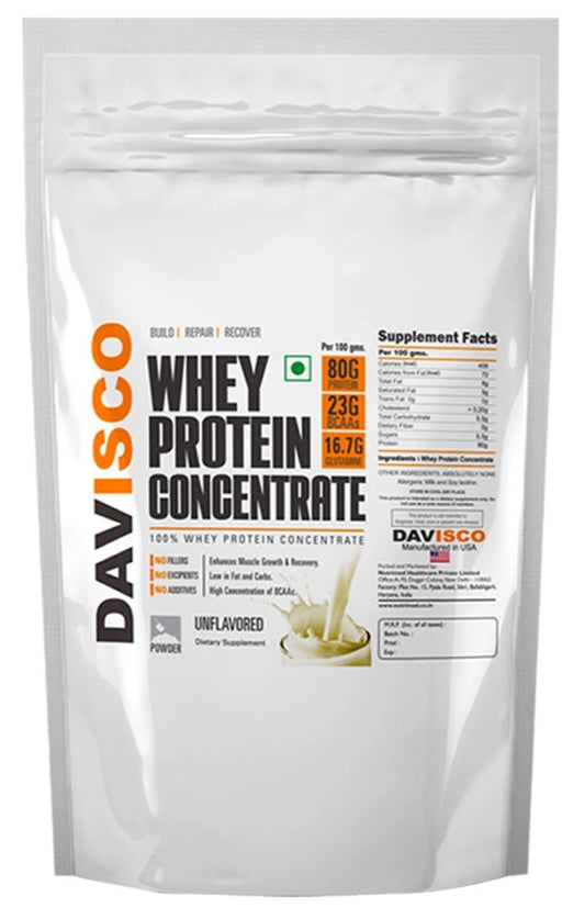 Davisco Whey Protein Concentrate 80% - nutrimedmain