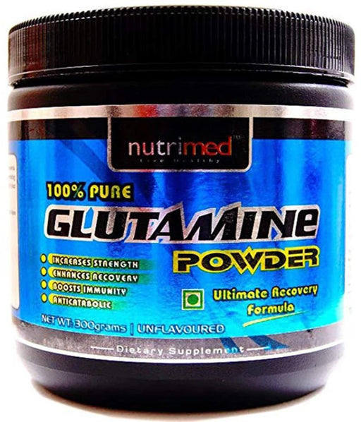 100% Pure Glutamine Powder - nutrimedmain