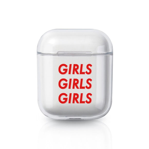 Girls Girls Girls AirPods Case