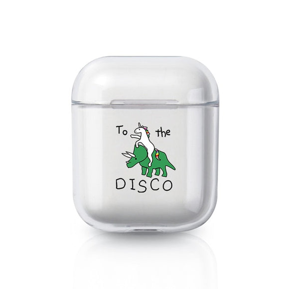 To The Disco AirPods Case