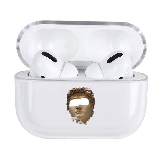 Censored Art AirPods Pro Case - AntisocialCase