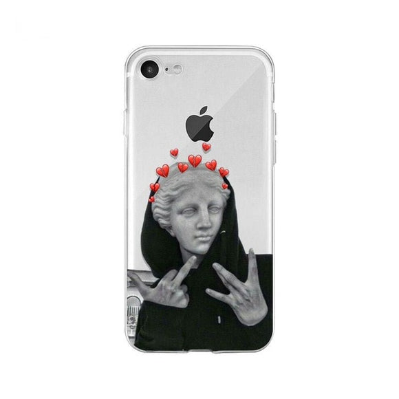Venus Cool Love iPhone Case