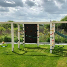 Load image into Gallery viewer, PULL UP GYMNASTICS Powder Coated Metal Monkey Bars Ladder Rungs 900 mm 1250 mm