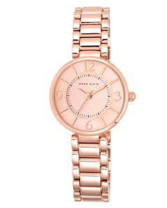 Anne Klein Ladies Rose Gold Watch