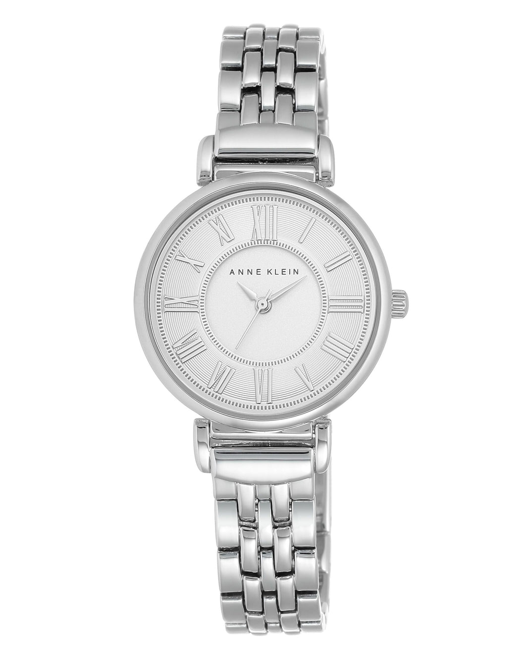 Anne Klein Silver Tone Ladies Watch