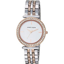 Load image into Gallery viewer, Anne Klein Ladies Two Tone Watch